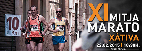 Media Marathon Xativa 2015